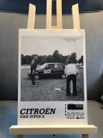 Review Autokampioen Citroen Visa Super E 1982