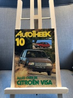 Review Autotheek 1983 Citroen Visa